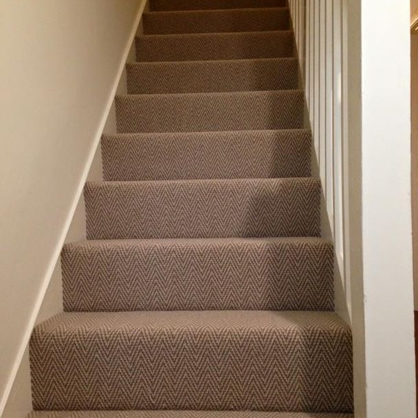 narrow stair carpet